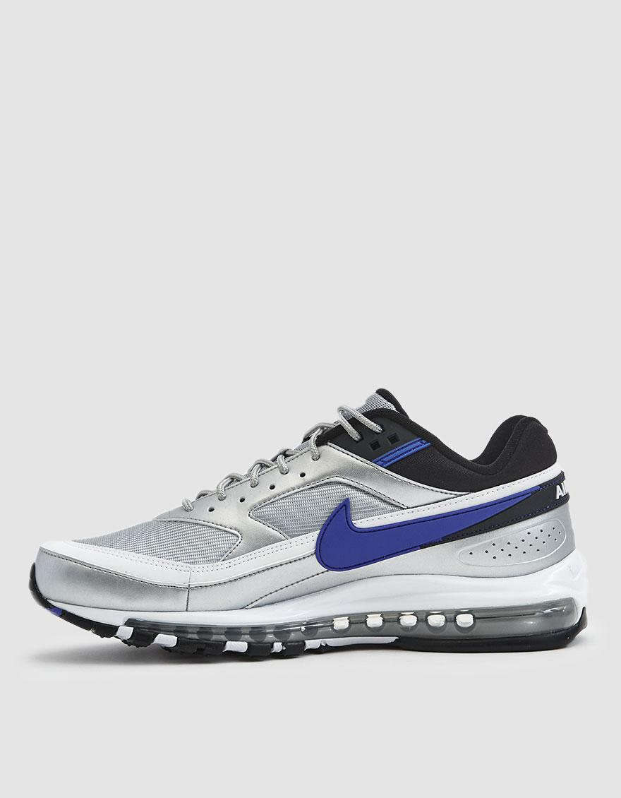 free shipping c0295 ae78d Lyst - Nike Air Max 97 bw Sneaker in Metallic for Men - Save 50%
