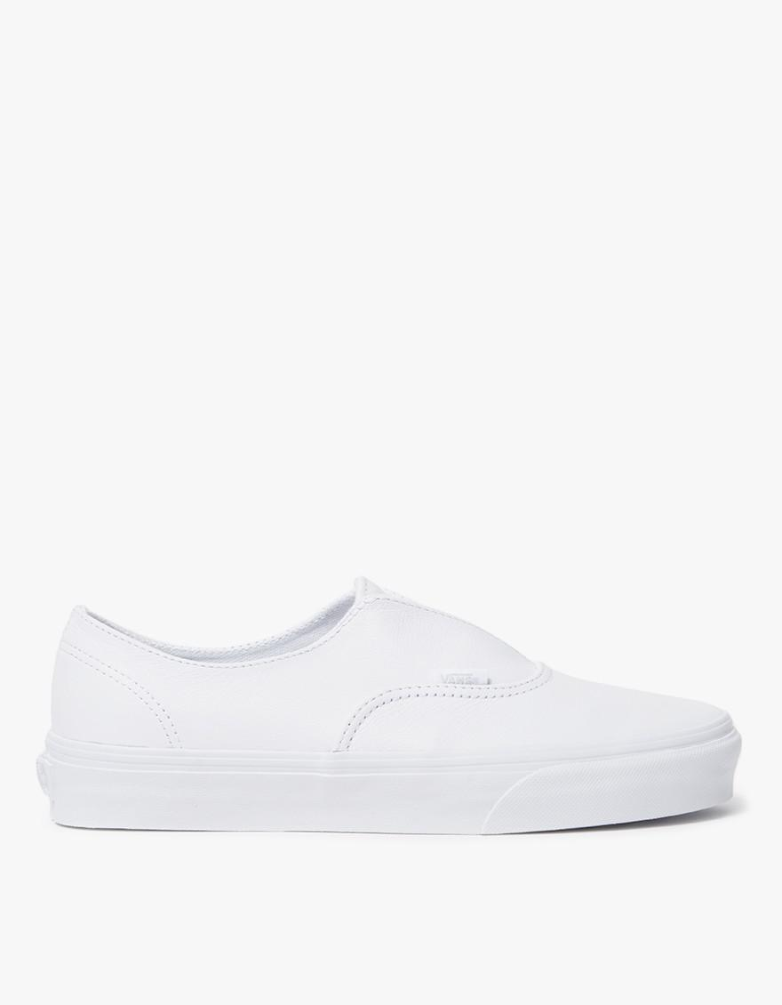 Vans. Women's Authentic Gore Dx In True White