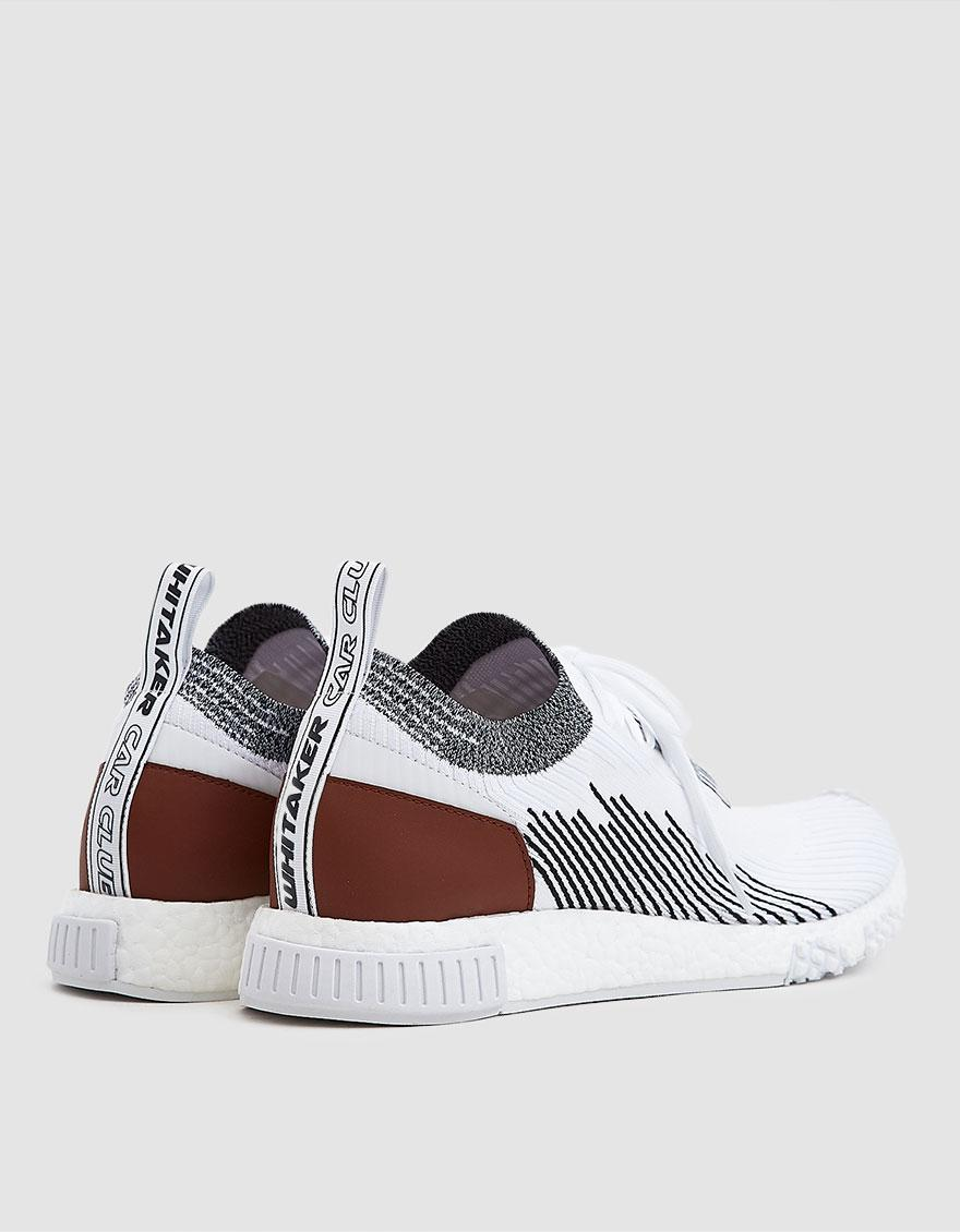 315a95c2b3fa7 Lyst - adidas Nmd Racer Whitaker Car Club Sneaker in White for Men