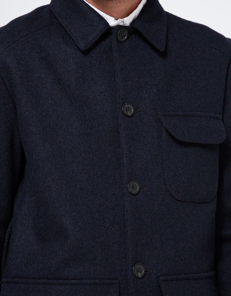 Lyst A P C Eisenhower Jacket For Men