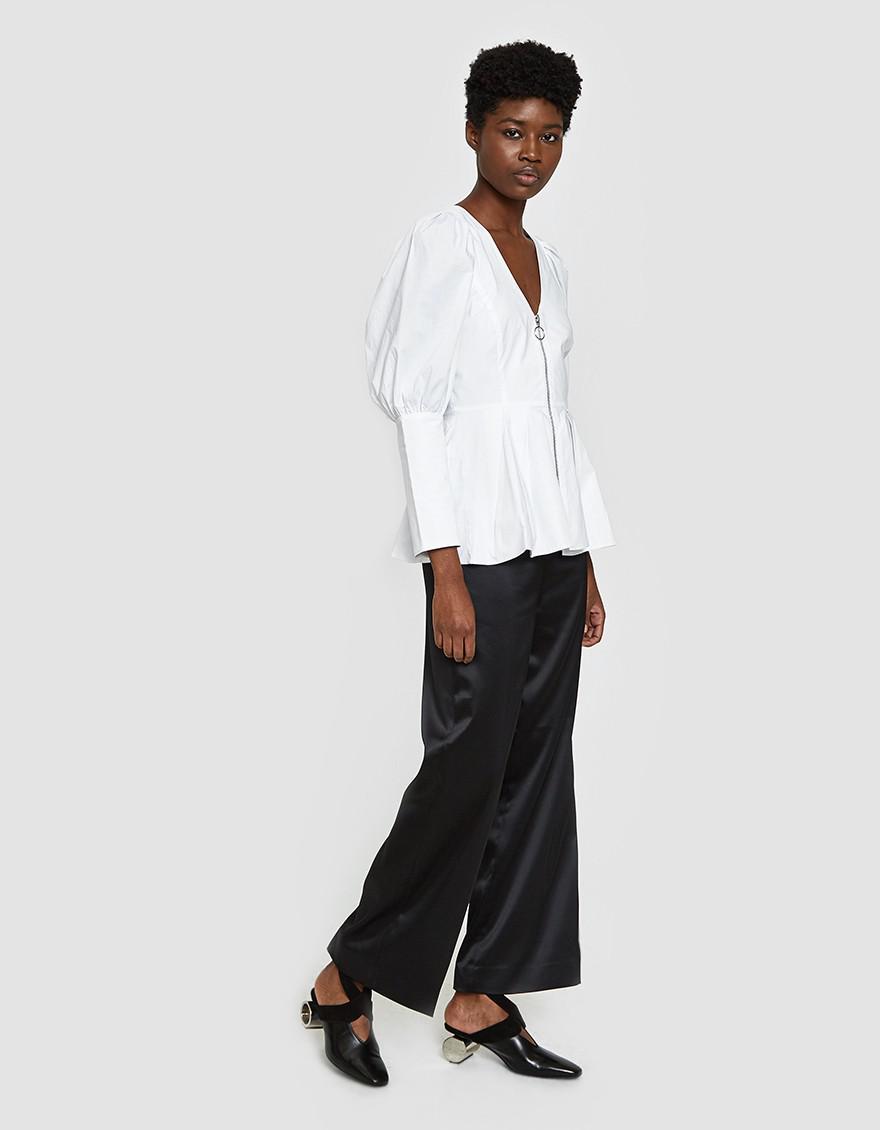 Womens Pantalon Lyra Juste Femme Zq8py