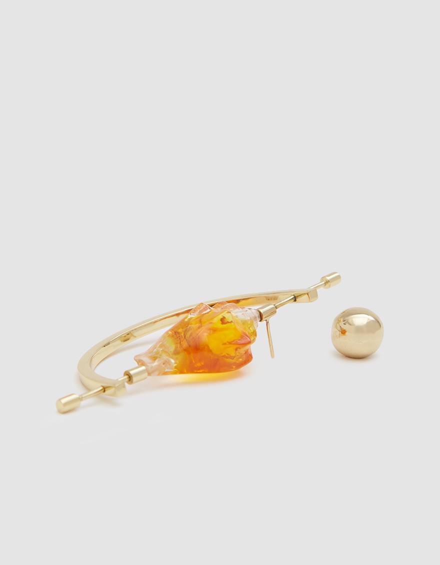 Ellery Helium Specimen Shell Earring DpVMV1x5RD