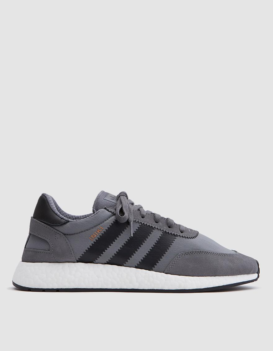 78b3b87a5a7 adidas Iniki Boost in Gray for Men - Lyst