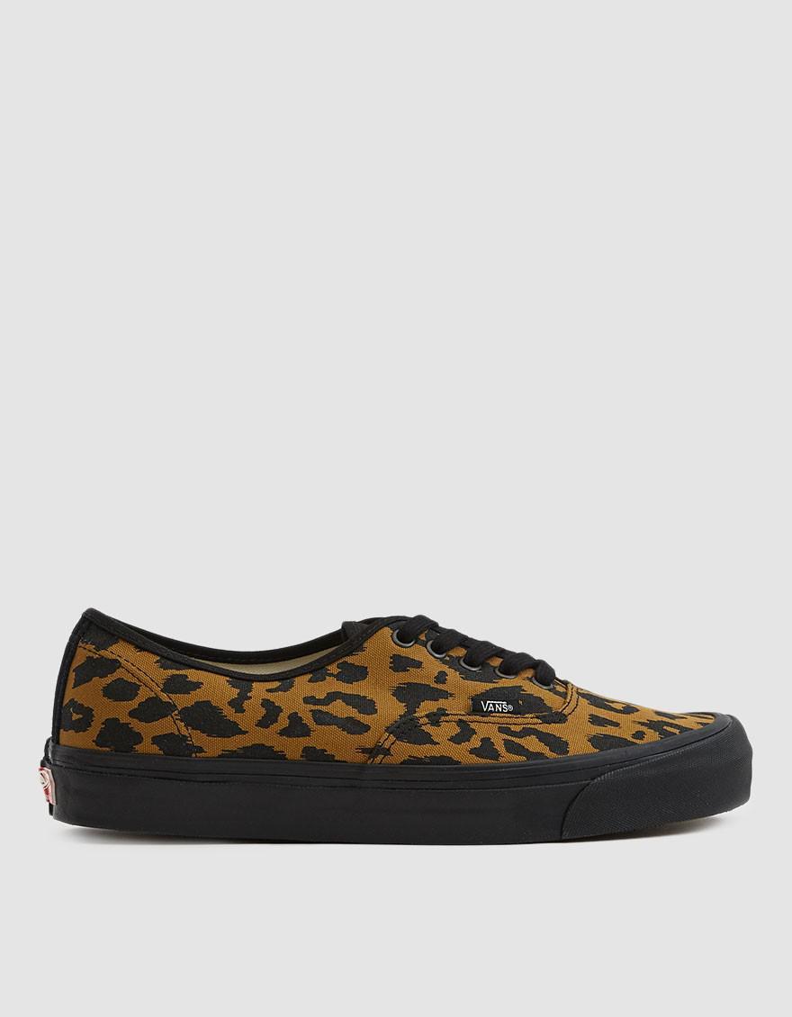 5b15dd2da3d Vans - Multicolor Leopard-print Og Authentic Lx Sneaker for Men - Lyst.  View fullscreen