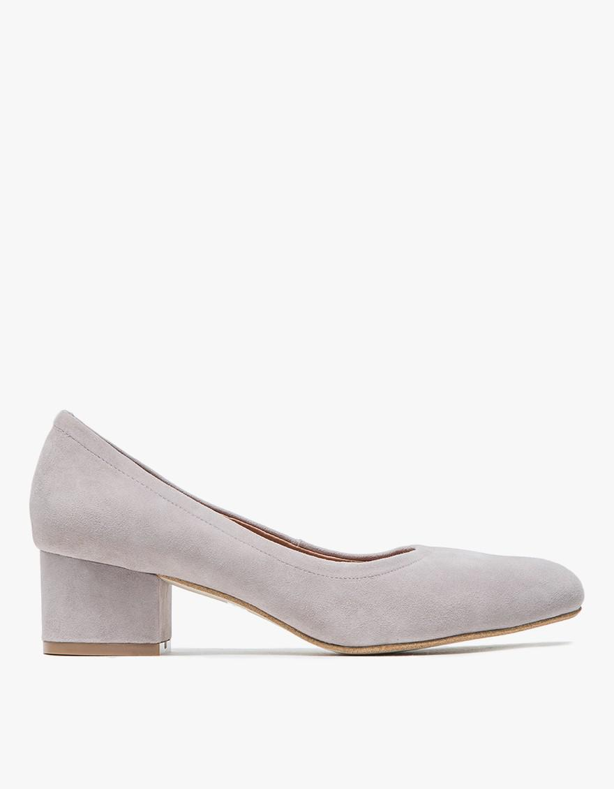 b3893cb1654 Lyst - Jeffrey Campbell Bitsie In Light Grey in Gray