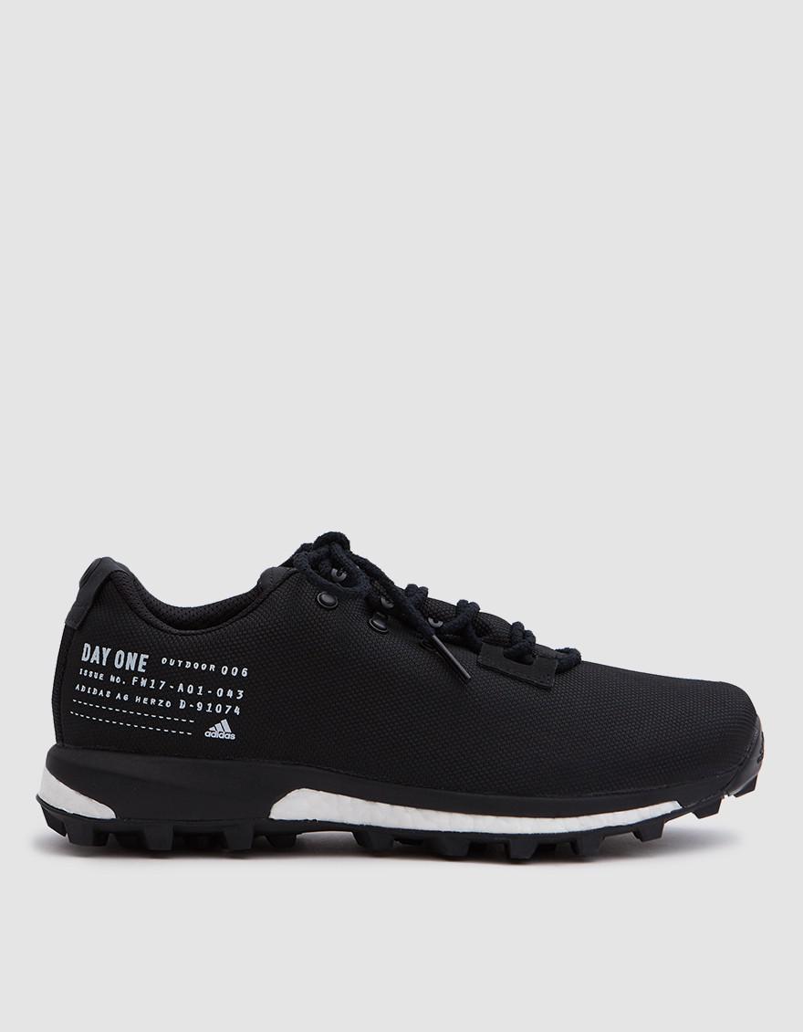 Lyst adidas originali indugi terrex agravic in nero per gli uomini.