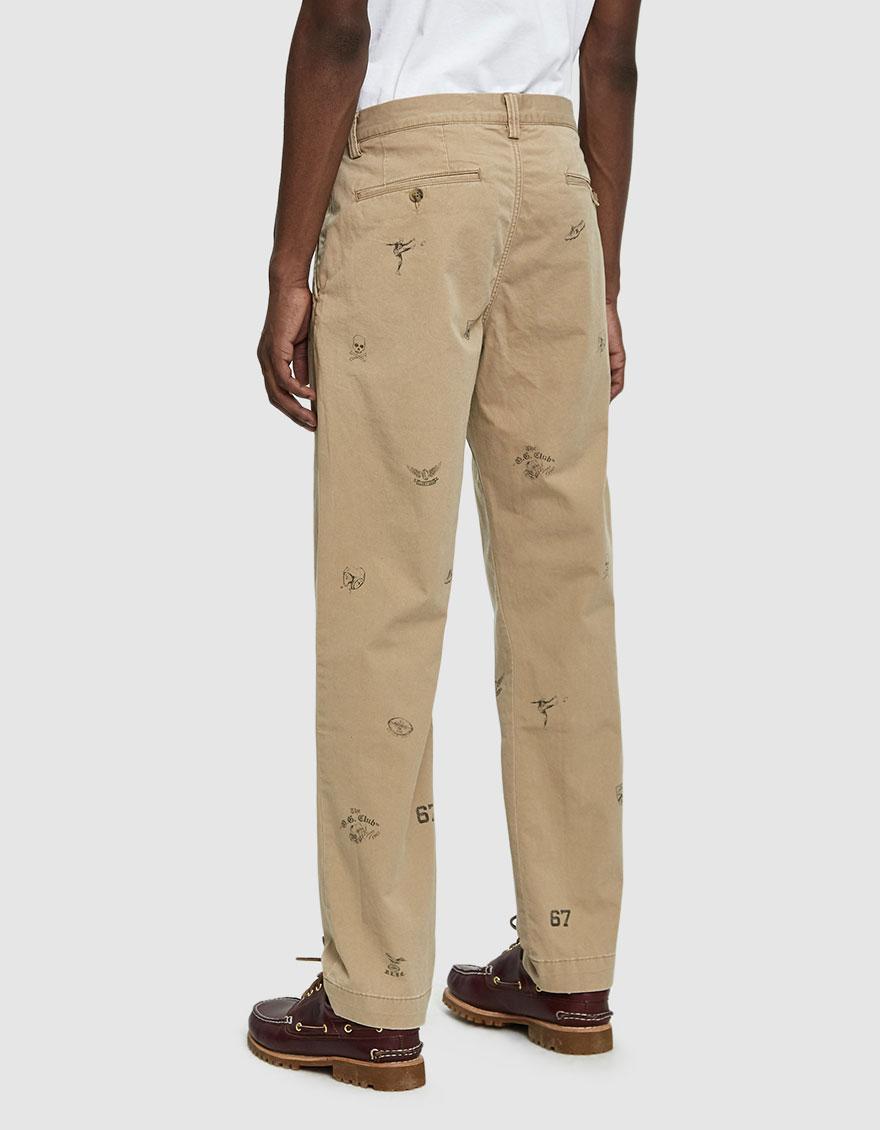 1f7c4b705d387 Polo Ralph Lauren - Multicolor Bedford Twill Pant for Men - Lyst. View  fullscreen