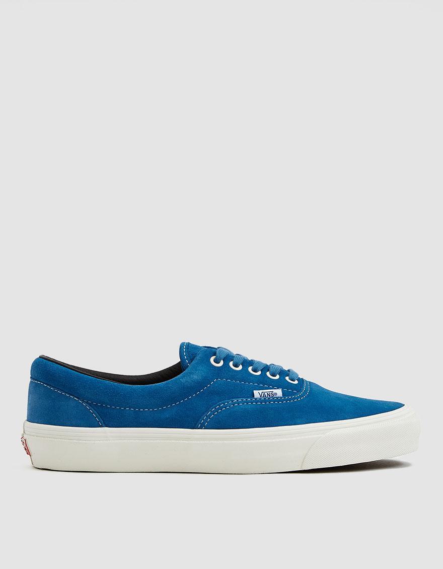 fac037a8cc25 Lyst - Vans Og Era Lx Suede Sneaker in Blue for Men