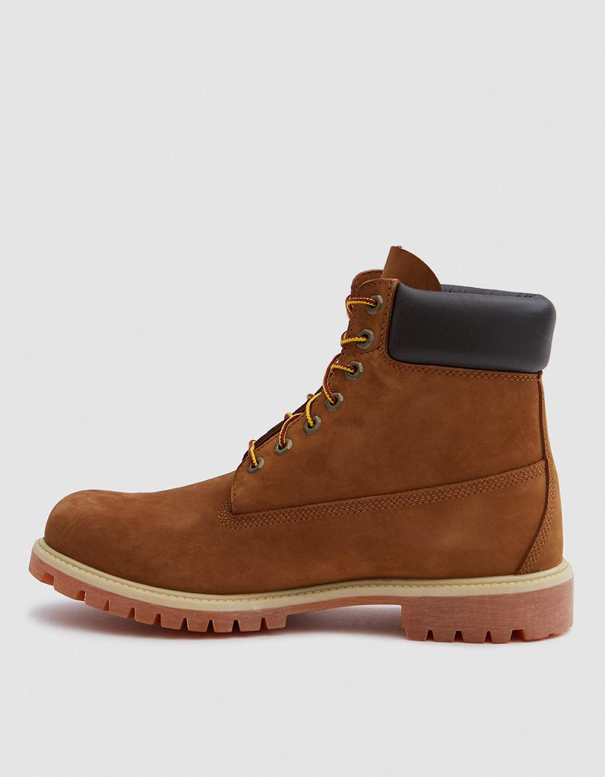 fc930afd52d Timberland 6 In. Premium Boot in Brown for Men - Lyst