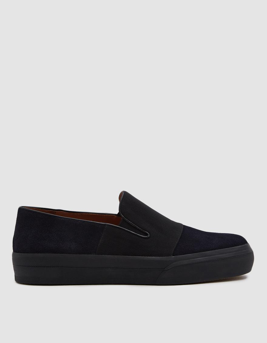 874ae13b34 Lyst - Dries Van Noten Slip-on Sneaker in Blue for Men