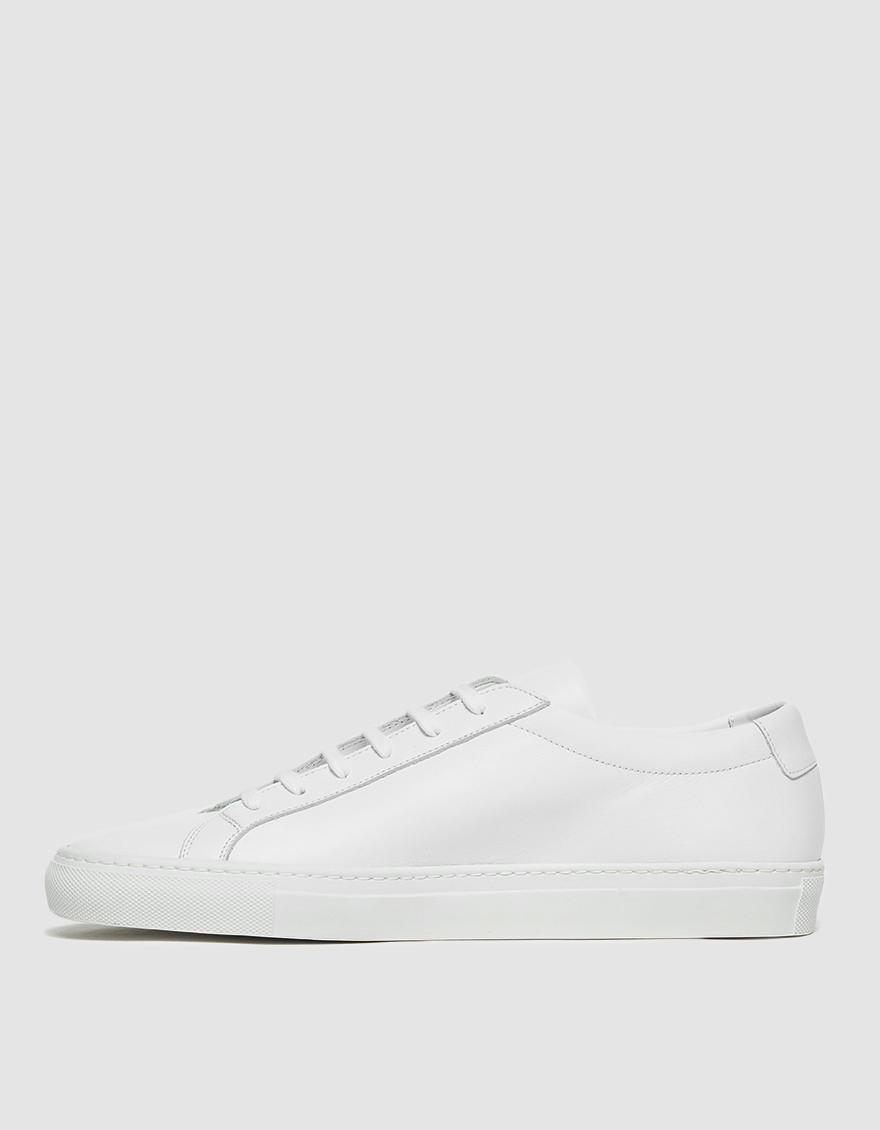 0c5f925d5bc5 Lyst - Common Projects Original Achilles Low in White for Men - Save 27%