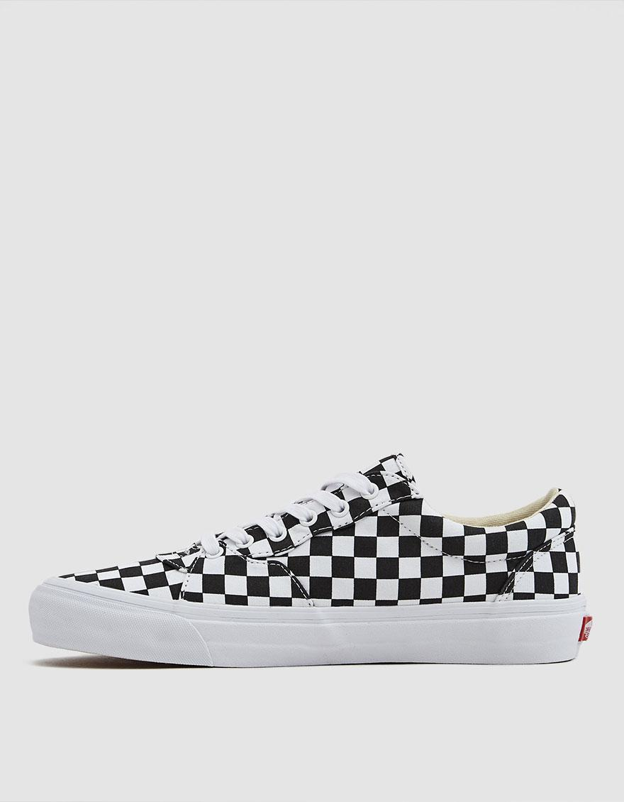 be87c872604 Lyst - Vans Style 205 Checkerboard Sneaker in White for Men