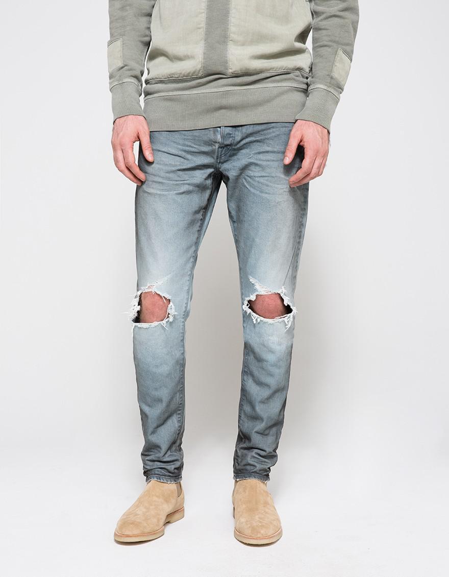 The Cast 2 denim jeans - Black John Elliott + Co kAXvEBpyK1