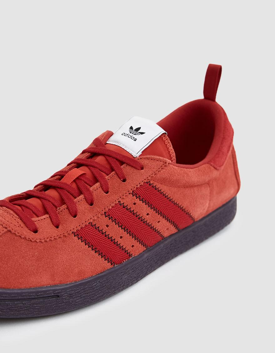 online retailer 54061 be231 adidas Suede C.p. Company Tobacco Sneaker in Brick (Red) for ...