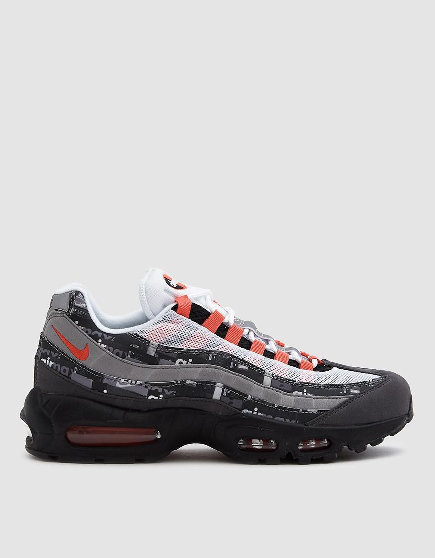 3f2a755dbda Nike Atmos Air Max 95 Print Sneaker for Men - Lyst