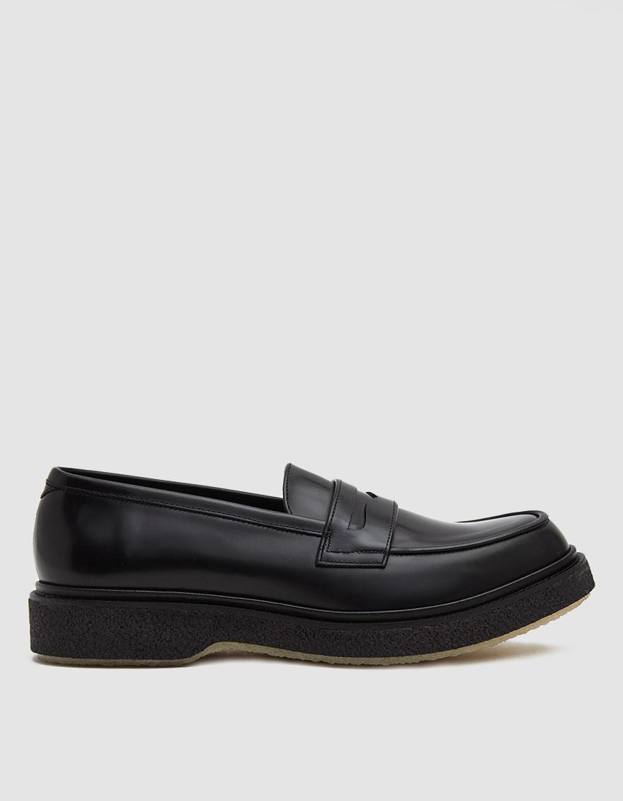 c4b0f3c17f8 Lyst - Adieu Type 5 Classic Loafer Shoe in Black for Men