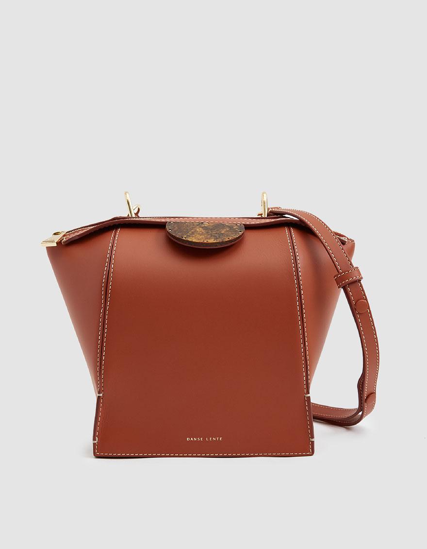 Adele Danse Lyst In Leather Lente Brown Handbag xExz8Hw