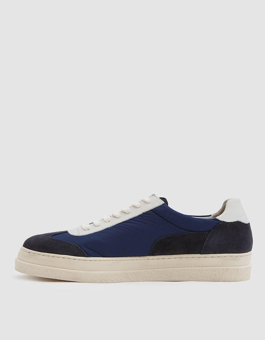 ATLANTIC - Sneaker low - navy