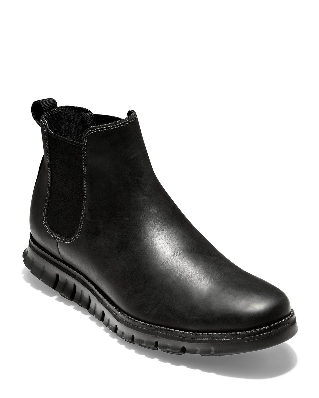 Cole Haan Leather Zerogrand Chelsea Wp