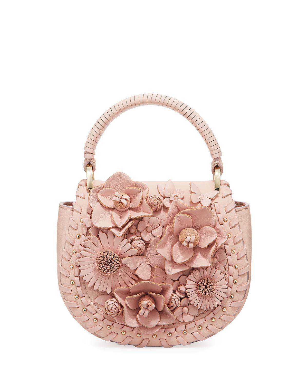 Lyst Kate Spade Madison Layden Floral Mackie Crossbody Bag In Pink