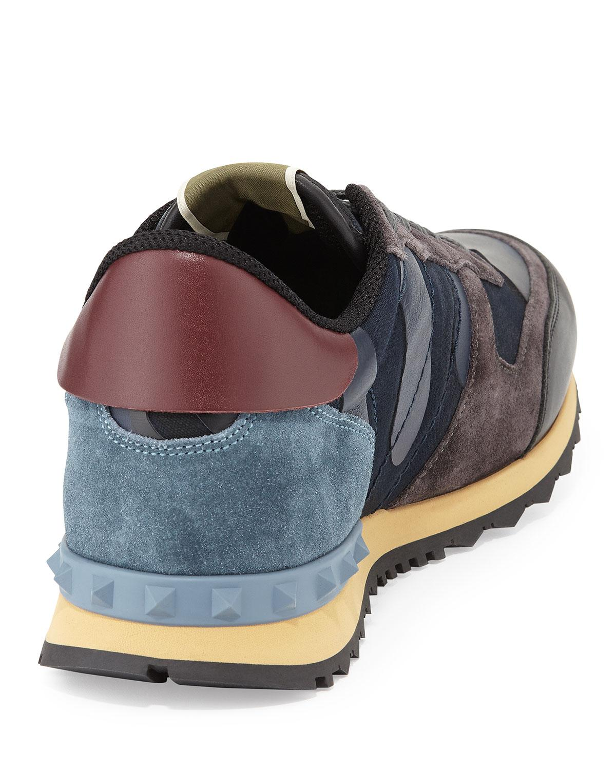 96b5079a074d8 Gallery. Previously sold at: Neiman Marcus · Men's Valentino Rockrunner