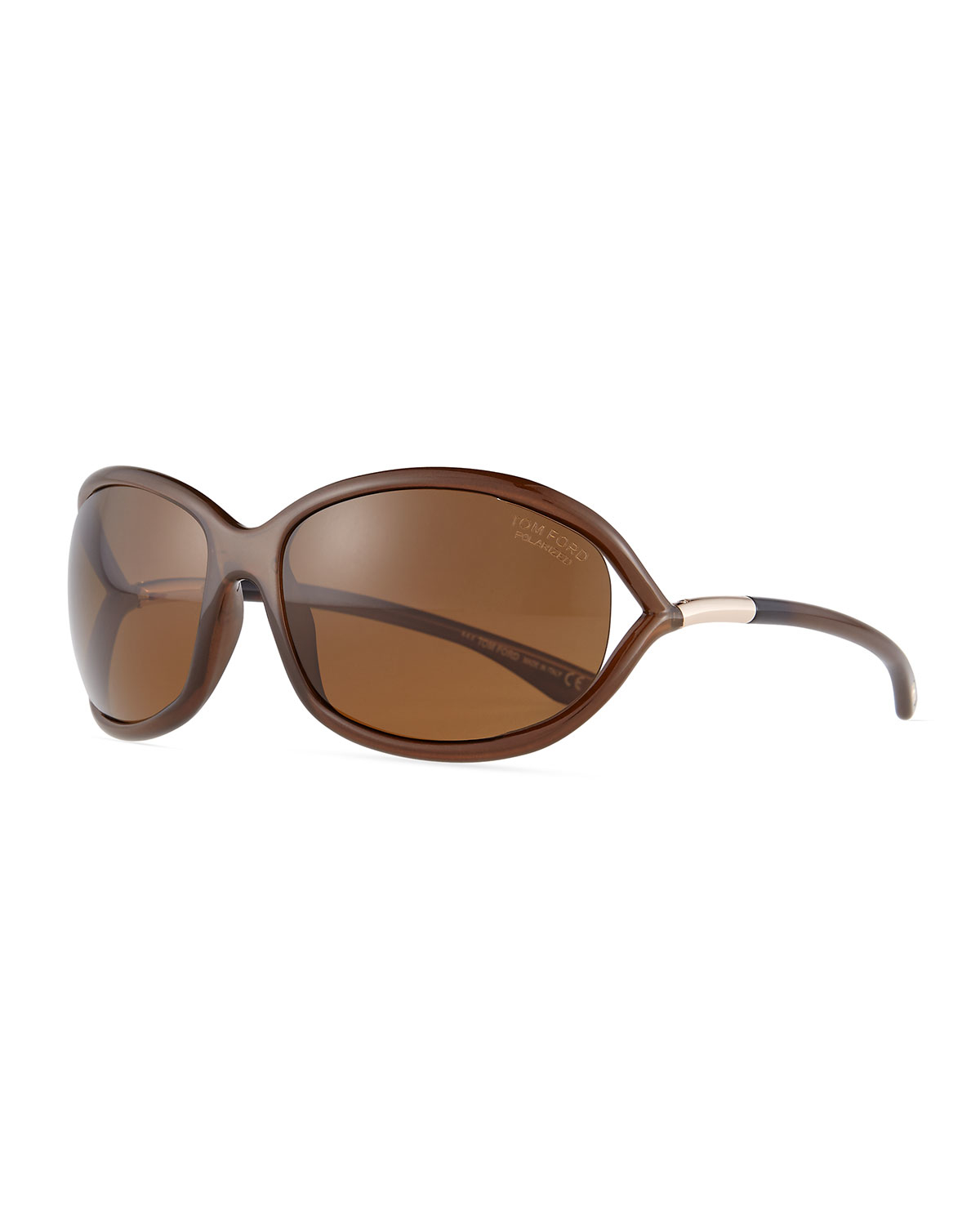 tom ford jennifer sunglasses in brown lyst. Cars Review. Best American Auto & Cars Review