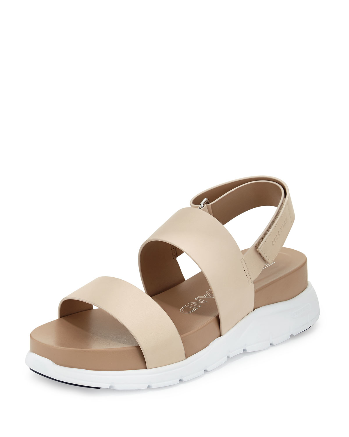 Excellent Cole Haan Offers Its Cole Haan Womens Fenley Leather Sandals In Black Or Nude For $11995 Coupon Code &quotSAVE&quot Drops It To $8397 With $5 For Shipping, Thats The Lowest Price We Could Find By $31 Theyre Available In Select Sizes