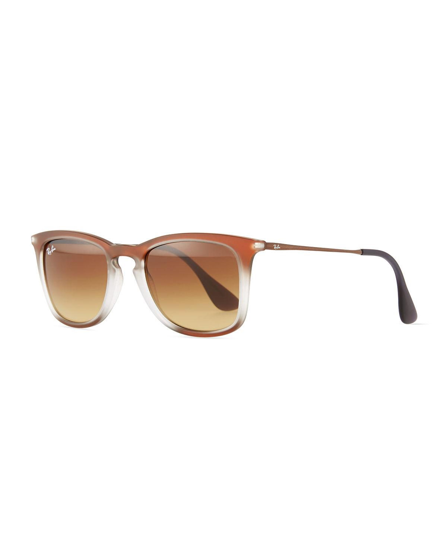 ray ban plastic sunglasses