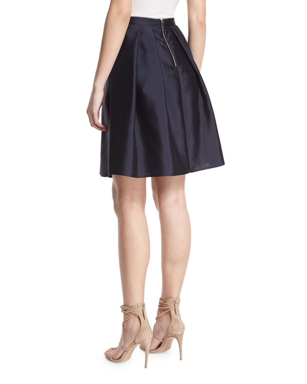 Shop Full Pleated Skirt. Find your perfect size online at the best price at New York & Company.