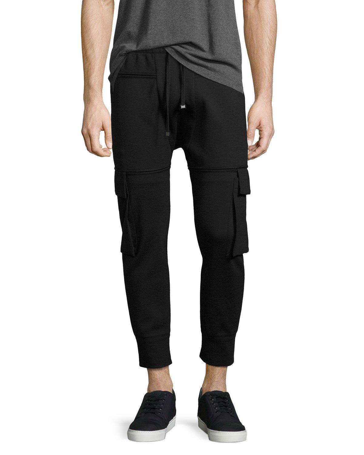Mens Pants: Every Man Needs a Nice Pair. More important than any type of style is the fit of your men's pants. Sure, you can choose from cargo, khaki, or chino pants, but if the pants don't fit right, you aren't going to enjoy any of them.