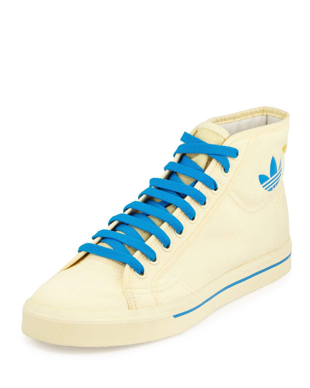 raf simons adidas high top