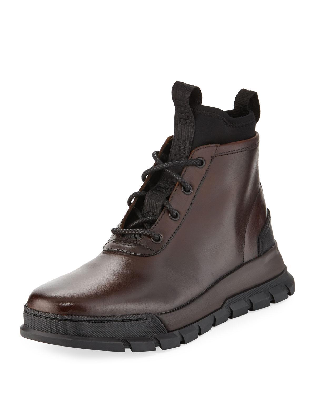 Frye Leather Men's Explorer Chukka in