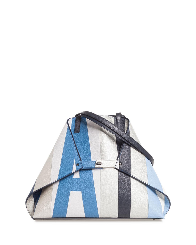 Akris. Women s Blue Ai Reversible Shoulder Tote Bag.  2,190 From Neiman  Marcus 275ce0ed75