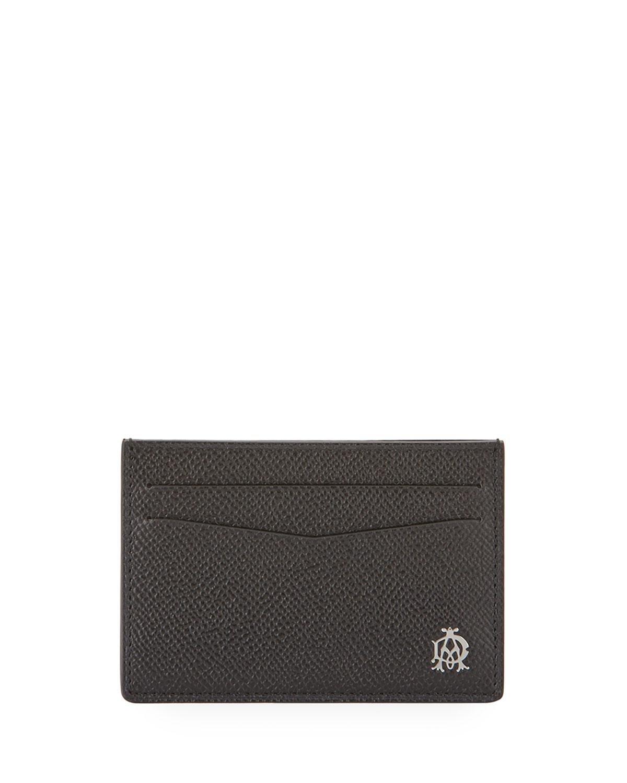 Lyst - Dunhill Cadogan Business Card Case in Black for Men