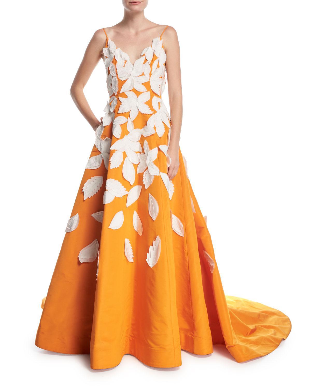 Oscar De La Renta Evening Gowns