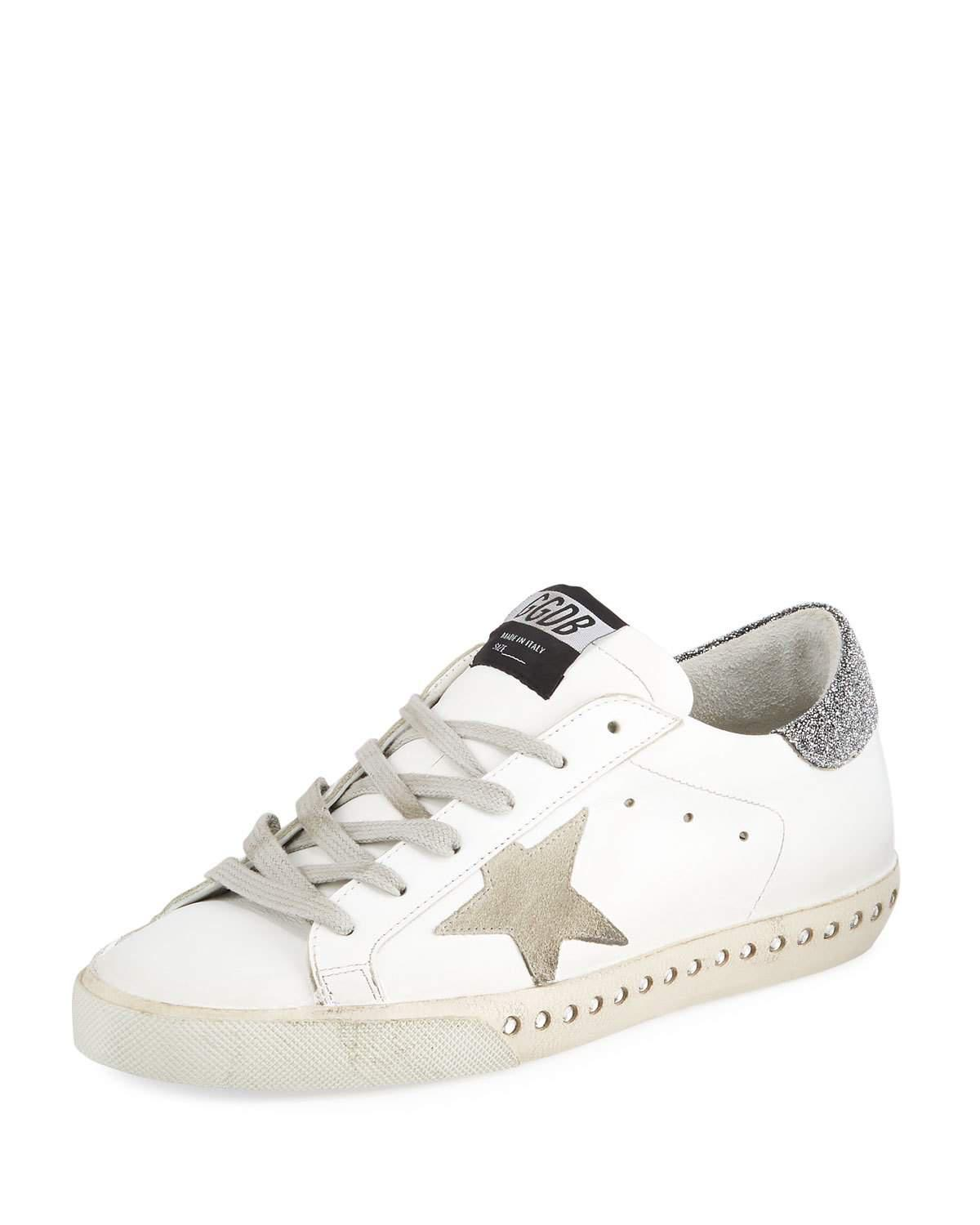 cc9d06b8a8c golden-goose-deluxe-brand-WHITESILVER-Superstar-Leather-Low-top-Sneakers -With-Crystal-Base.jpeg
