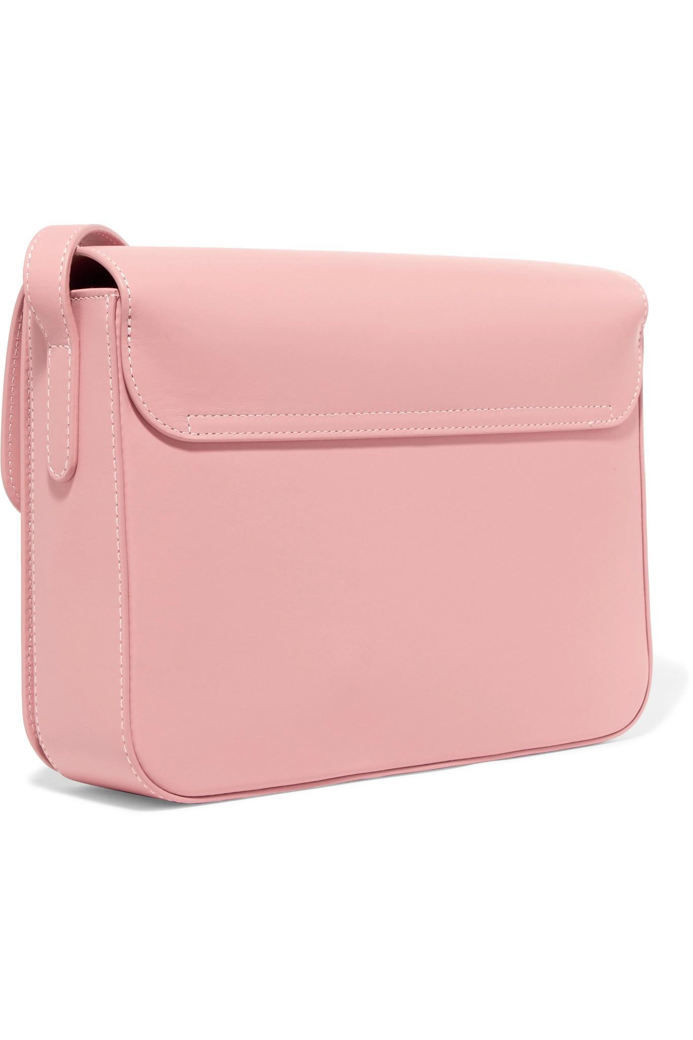 Envelope Leather Shoulder Bag - Blush Mansur Gavriel Rex7elvYrl