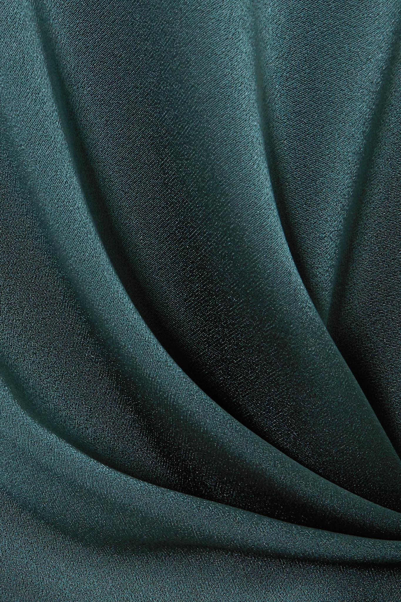 96b64eac6a36 Jason Wu - Multicolor Asymmetric Satin Dress - Lyst. View fullscreen