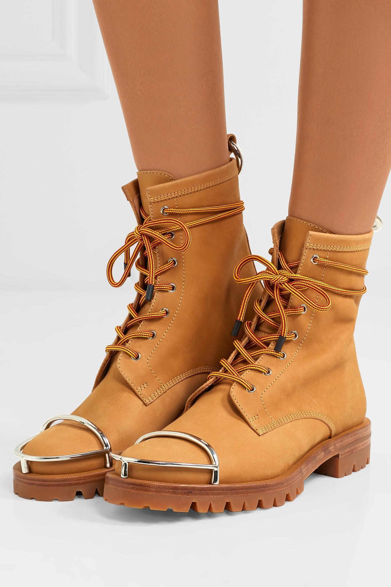 Alexander Wang Tan Ariette Boots jeqythSaRA
