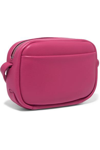 Sac Porté Épaule En Cuir Texturé Imprimé Everyday Cuir Balenciaga en coloris Rose