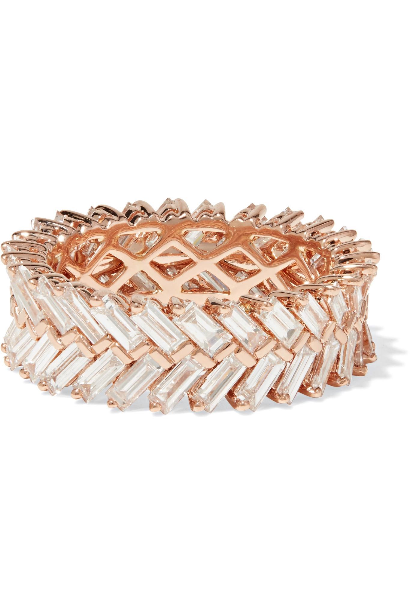 Anita Ko Zipper Ring