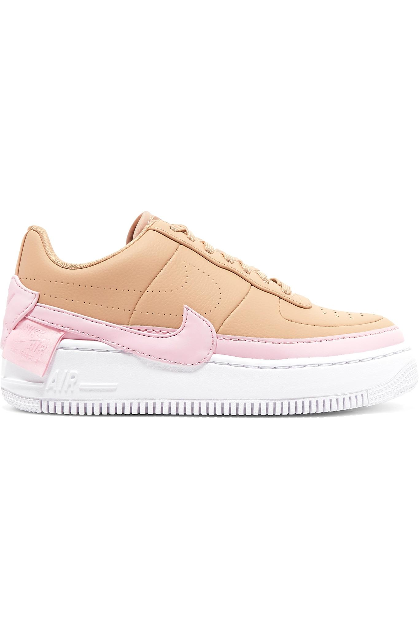 Nike. Women s Air Force 1 Jester Xx Leather Trainers 9c02de949