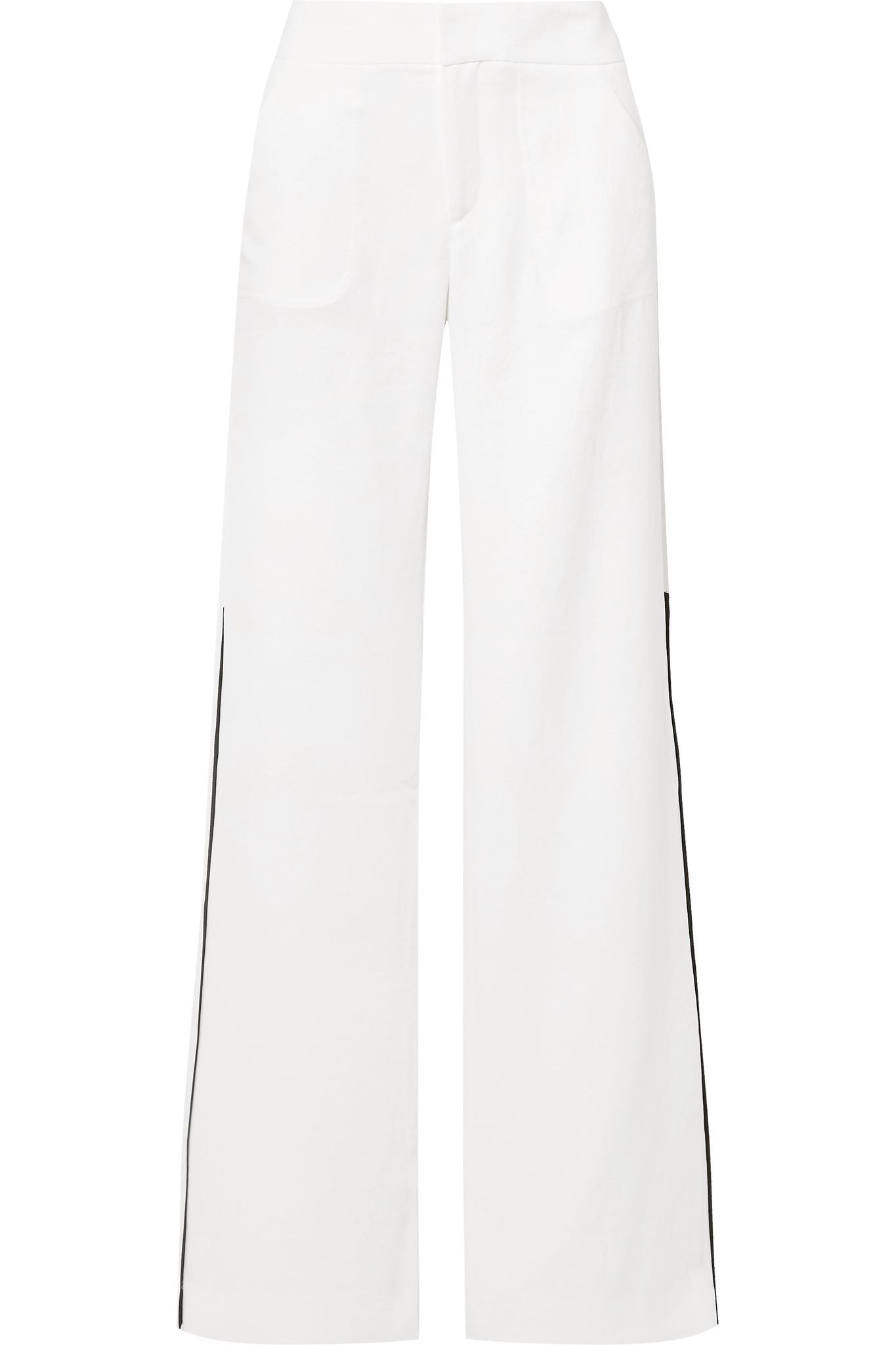 Saint jeans Silvia white