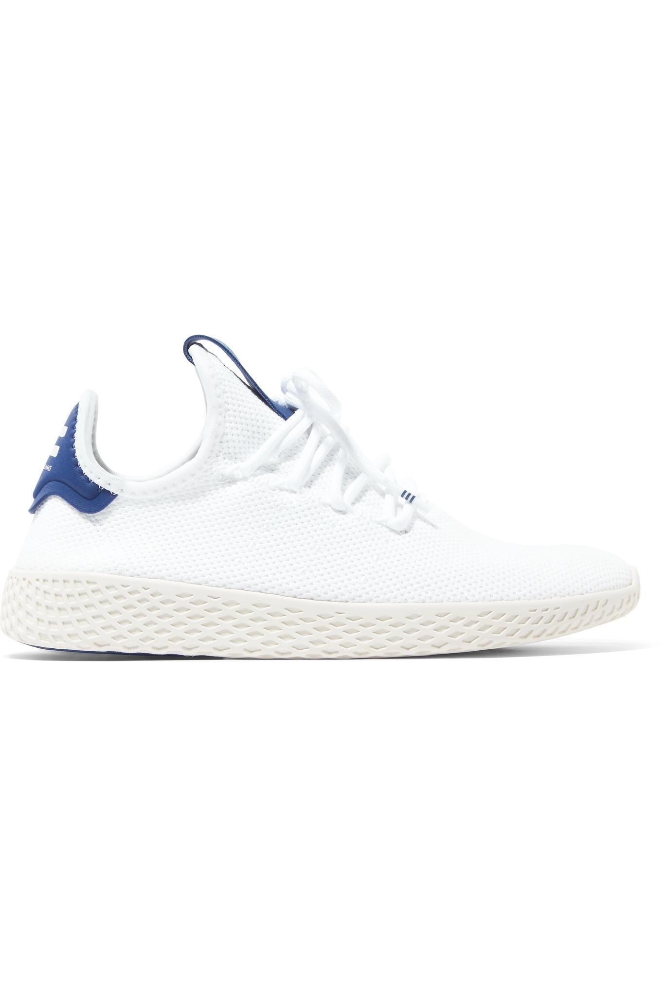5d3f2b8a05cd0 adidas Originals. Women s White X Pharrell Williams Damen Tennis Hu ...