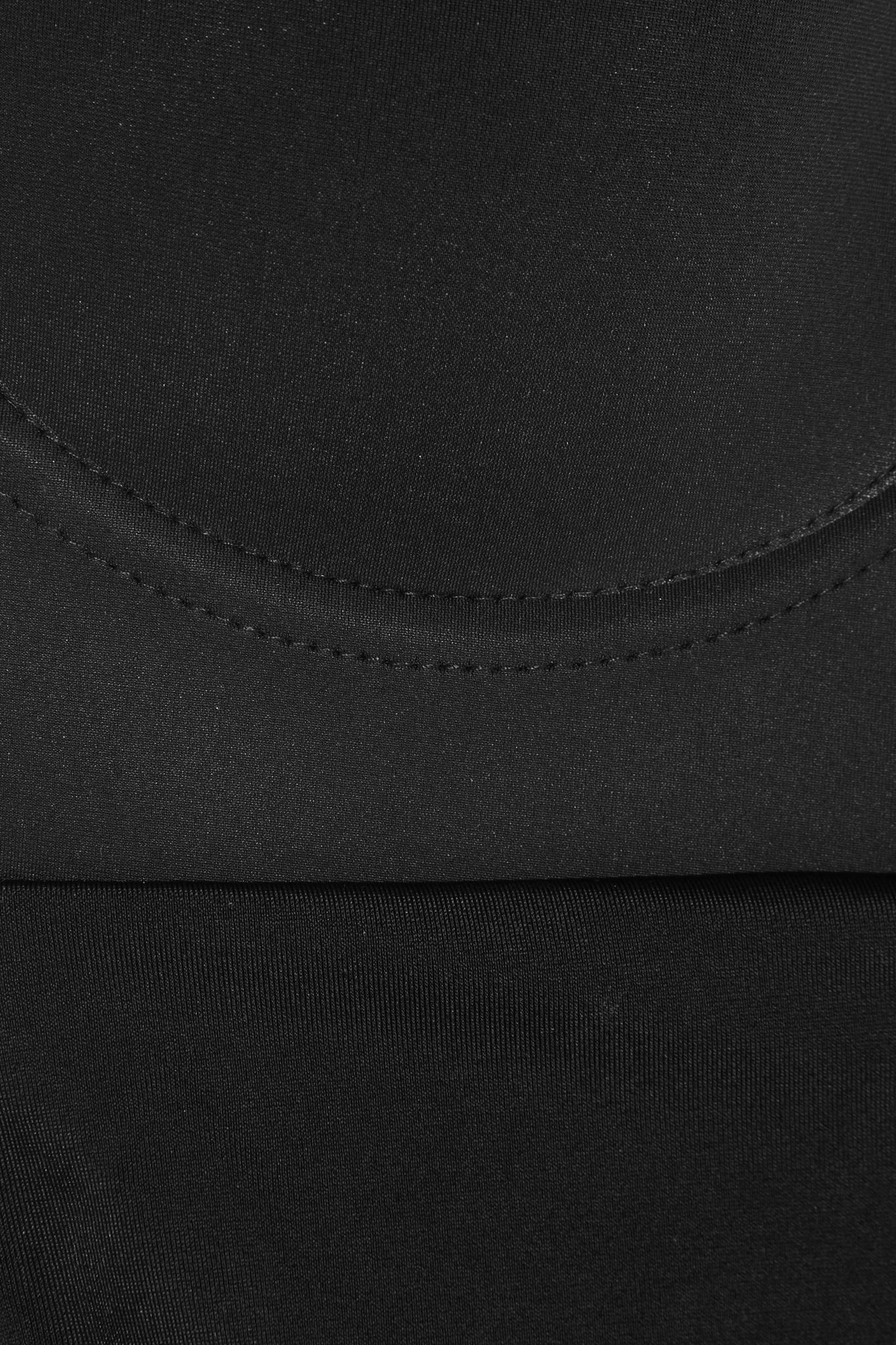 61988b1627 Fashion Forms - Black U-plunge Self-adhesive Backless Thong Bodysuit -  Lyst. View fullscreen