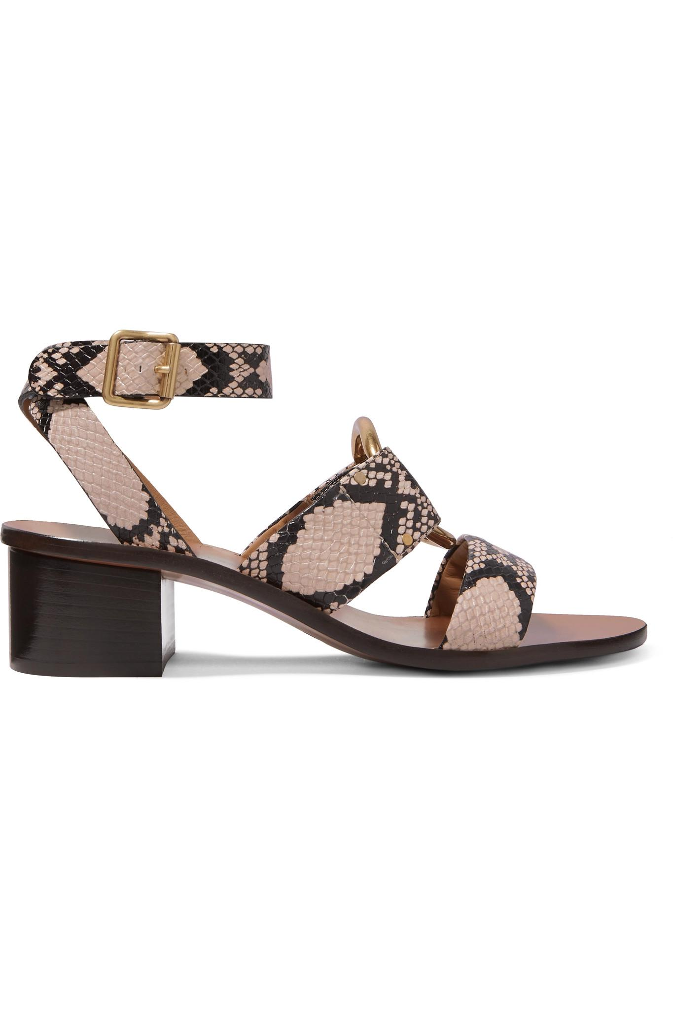 74ff71d16ba117 chloe-snake-print-Rony-Embellished-Snake-effect-Leather-Sandals.jpeg