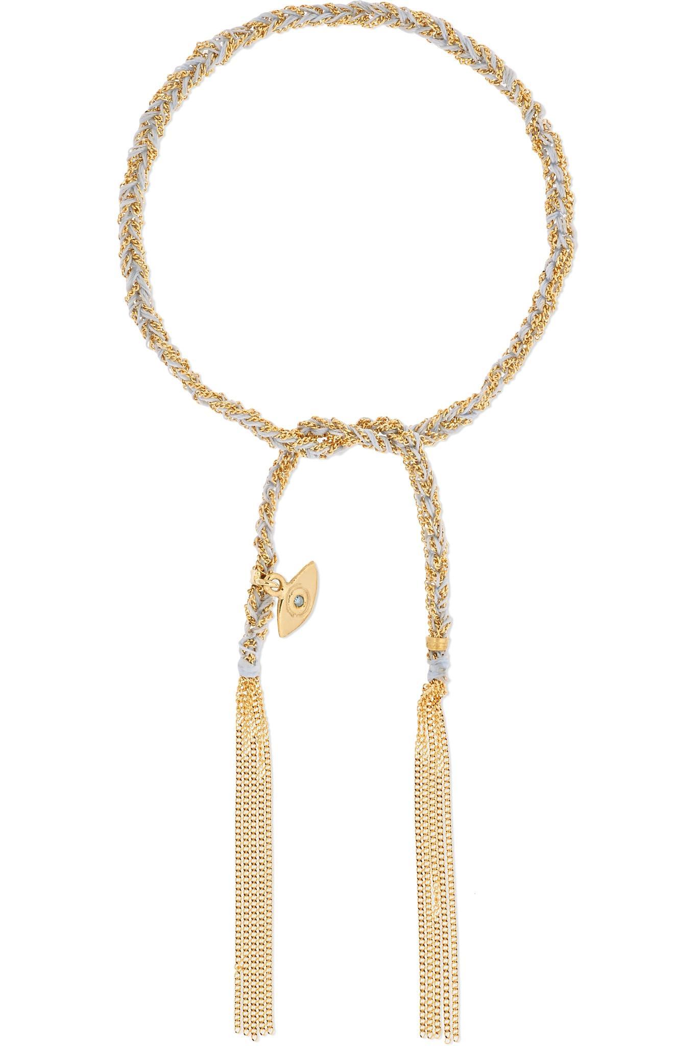 Carolina Bucci Lucky 18-karat Gold Bracelet zUJmhAr2Y