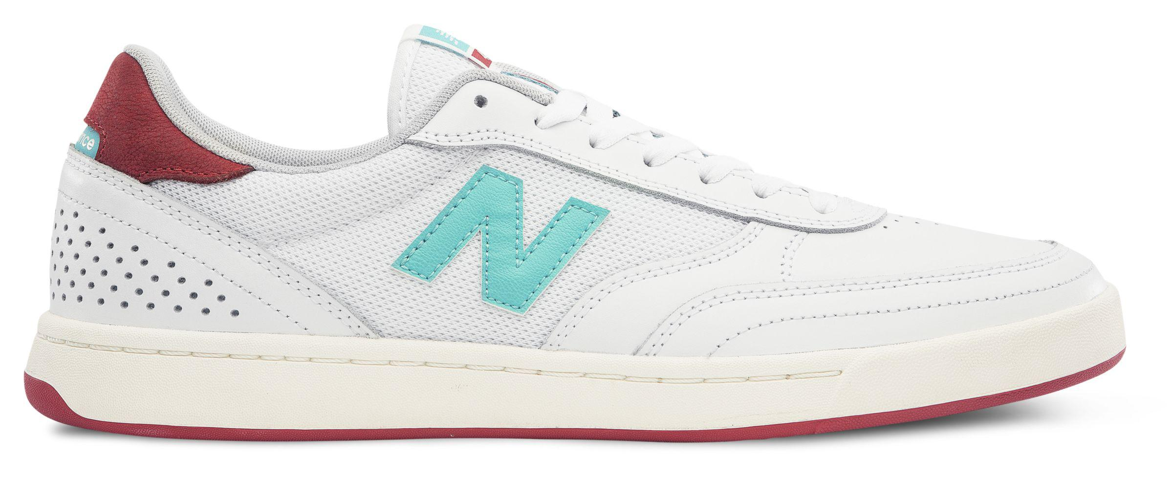 uk availability d9c8a 474d4 Lyst - New Balance Numeric 440 in White for Men