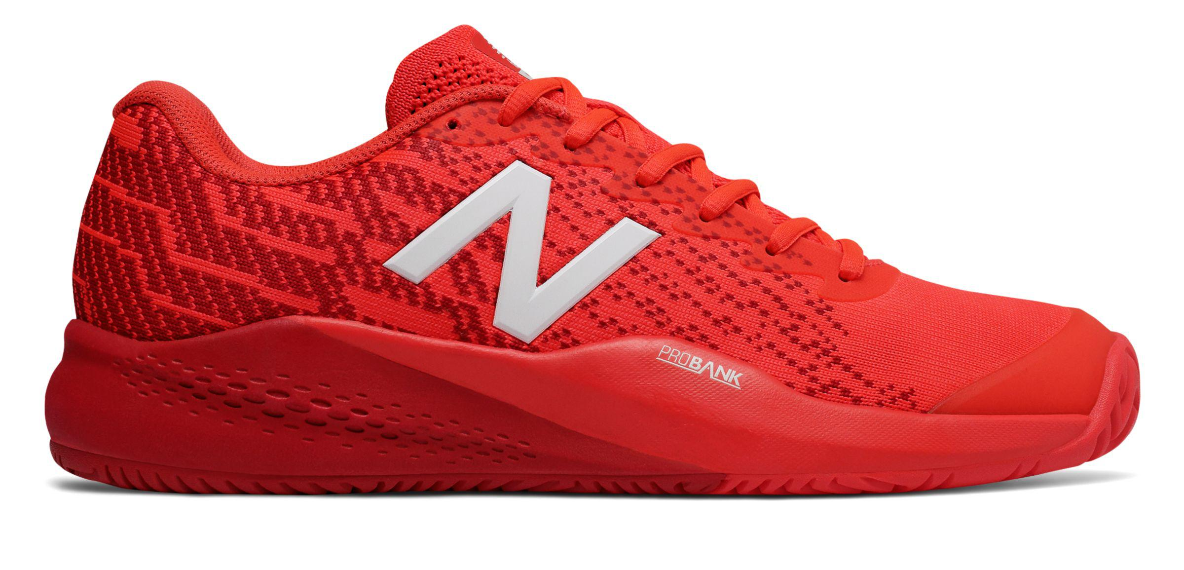 3394e544fa5ef New Balance 996v3 Tournament in Red for Men - Lyst
