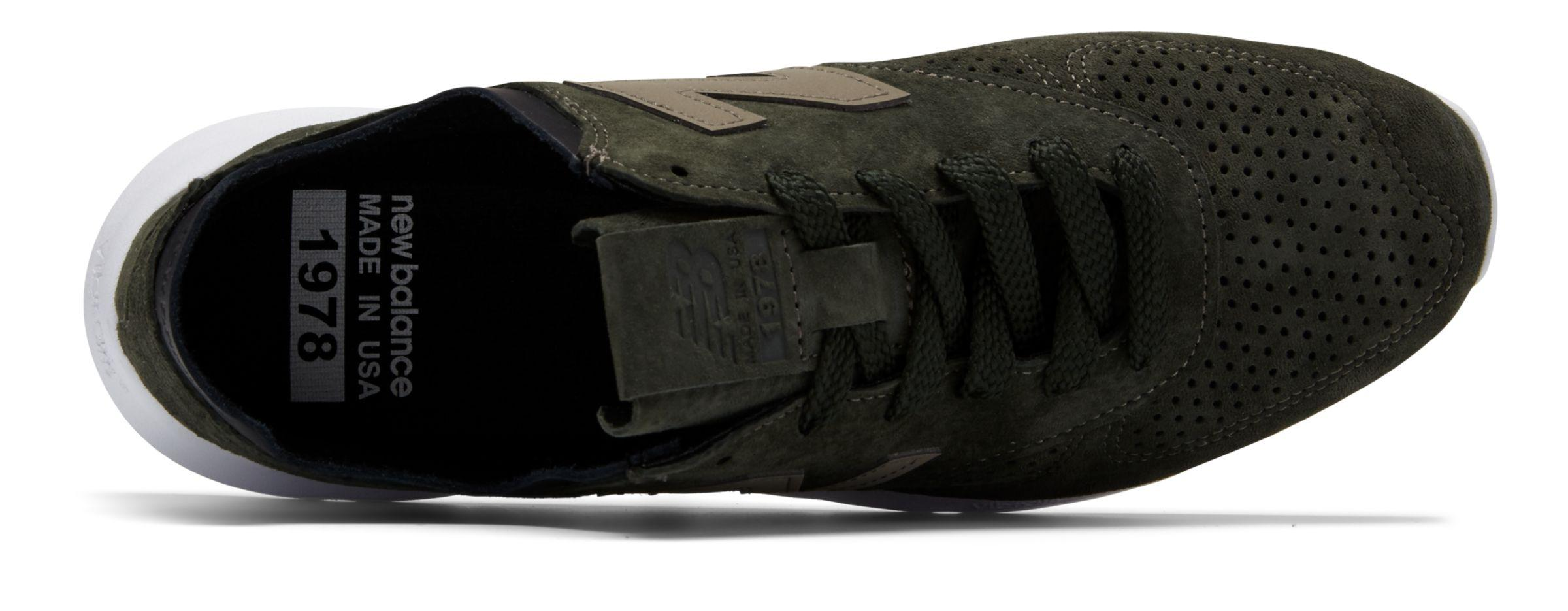 new style ccc9c a60c1 Lyst - New Balance 1978 Made In Us in Black for Men